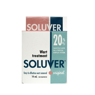 Soluver Wart Treatment