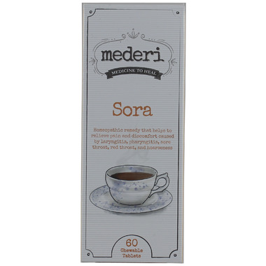 Mederi Sora Chewable Tablets