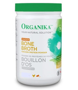 Organika Chicken Broth Protein Powder Ginger