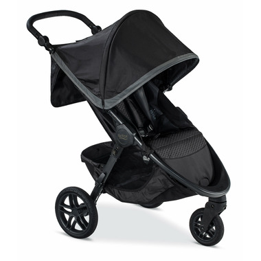 Britax B-Free Stroller Pewter