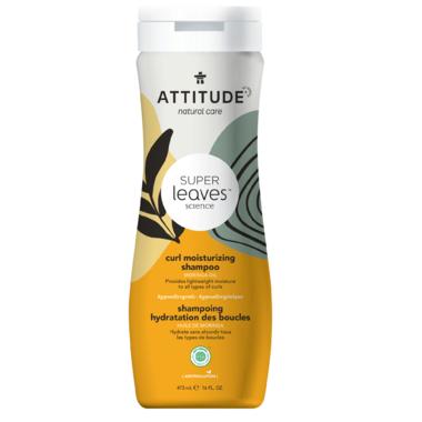 ATTITUDE Shampoo Curl Moisturizing