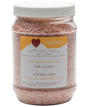 Heartfelt Living Himalayan Crystal Bath Salts Plain