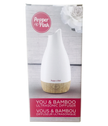 Pepper & Pink You & Bamboo Ultrasonic Diffuser
