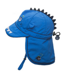 Calikids Long Back Quick-Dry Cap Blue Astor