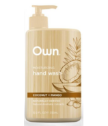 OWN Beauty by Every Man Jack Hand Wash Coconut & Mango