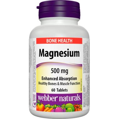 Webber Naturals Magnesium
