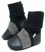 Nooks Design Booties Eclipse 6-18M