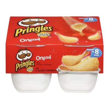 Pringles Potato Chips Snack Stacks