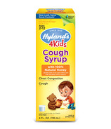 Hyland's 4 KIDS Syrup with Honey