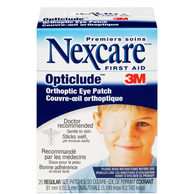 Nexcare Opticlude Eye Patch