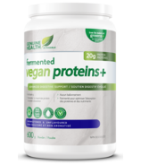 Genuine Health Fermented Vegan Proteins+ Unflavoured
