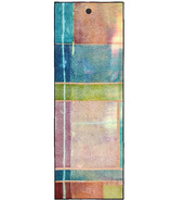 Manduka Yogitoes Skidless Towel Stained Glass
