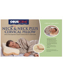 Obus Forme Neck & Neck Plus Cervical Pillow