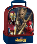 Thermos Dual Lunch Kit Avengers Infinity War