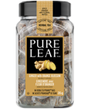 Pure Leaf Ginger with Orange Blossom Tea