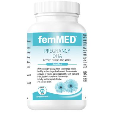 femMED Pregnancy DHA