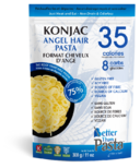 Better Than Pasta Non Drain & Odor Less Konjac Angel Hair Pasta