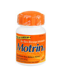 Motrin Regular Strength Pain Relief Ibuprofen 200mg