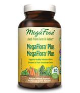 MegaFood MegaFlora Plus Probitotic Supplement