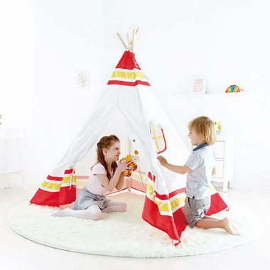 Hape Toys Tent Red