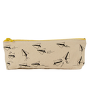 Fluf Paper Airplanes Pencil Case