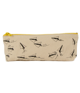 Fluf Pencil Case Paper Airplanes
