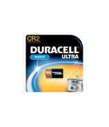 Duracell Ultra Photo Lithium Battery CR2