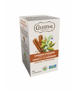 Celestial Tea Cinnamon Cardamom
