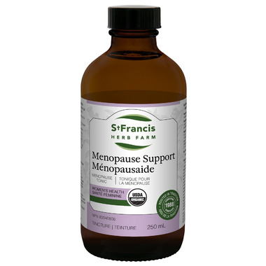 St. Francis Herb Farm Menopause Support