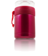 Goodbyn 2-in-1 Insulated Food Jar Pink
