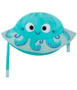 ZOOCCHINI Baby Sun Hat Octopus