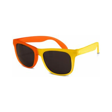 Real Shades Switch Colour Changing Wayfarer Yellow Orange