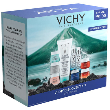 Vichy Hydrating Discovery Gift With Purchase