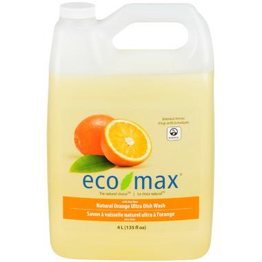 Eco-Max Orange Ultra Dish Wash