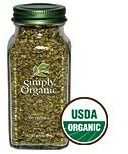 Simply Organic Oregano Leaf