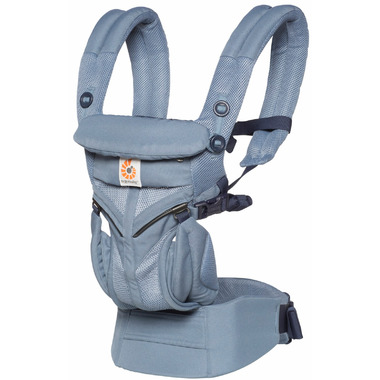 Ergobaby Omni 360 Cool Air Mesh Baby Carrier Oxford Blue