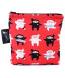 Colibri Reusable Snack Bag Large Ninja