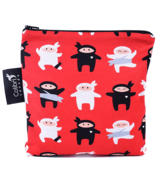 Colibri Reusable Snack Bag Large Ninja