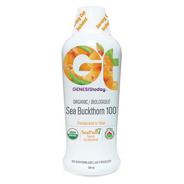 Genesis Today Sea Buckthorn 100