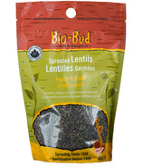 ShaSha Co. Bio-Bud Organic Sprouted Lentils