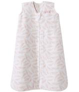 Halo SleepSack Wearable Blanket Fleece Pink Pine Leaves