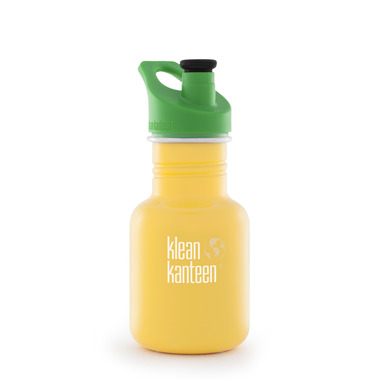 Klean Kanteen Kid Kanteen with Sport Cap 3.0 School Bus