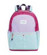 STATE Kane Backpack Colour Block Magenta/Mint