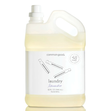 Common Good Laundry Detergent in Lavender