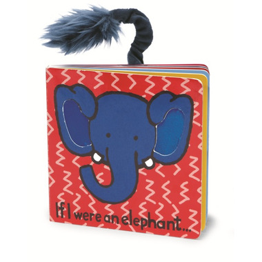 Jellycat If I Were An Elephant Book