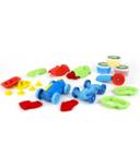 Green Toys Race Car Maker Dough Set