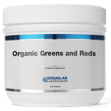 Douglas Laboratories Organic Greens & Reds Powder