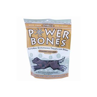 Zuke\'s Power Bones Peanut Butter Formula