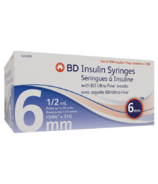 BD Ultra-Fine 0.5ML 31G 6MM Syringe