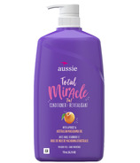 Aussie Total Miracle with Apricot & Macadamia Oil Conditioner